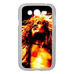 Golden God Samsung Galaxy Grand Duos I9082 Case (white)