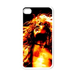 Golden God Apple Iphone 4 Case (white) by SaraThePixelPixie