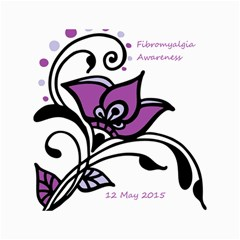 2015 Awareness Day Canvas 12  X 16  (unframed) by FunWithFibro