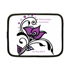 2015 Awareness Day Netbook Sleeve (small) by FunWithFibro