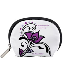 2015 Awareness Day Accessory Pouch (small) by FunWithFibro