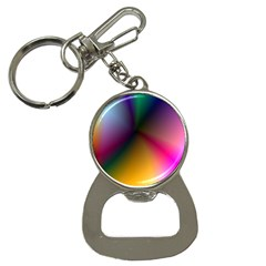 Prism Rainbow Bottle Opener Key Chain by StuffOrSomething
