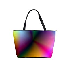 Prism Rainbow Large Shoulder Bag by StuffOrSomething
