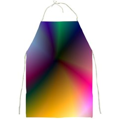 Prism Rainbow Apron by StuffOrSomething
