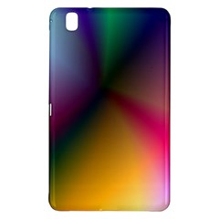 Prism Rainbow Samsung Galaxy Tab Pro 8 4 Hardshell Case by StuffOrSomething