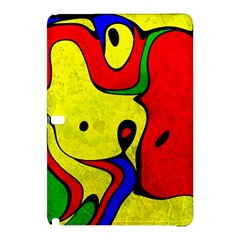 Abstract Samsung Galaxy Tab Pro 12 2 Hardshell Case by Siebenhuehner