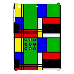 Mondrian Apple Ipad Mini Hardshell Case