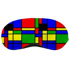Mondrian Sleeping Mask