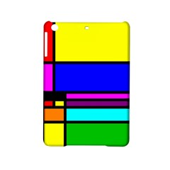 Mondrian Apple Ipad Mini 2 Hardshell Case by Siebenhuehner