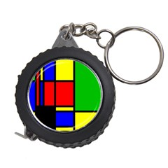 Mondrian Measuring Tape by Siebenhuehner