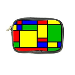 Mondrian Coin Purse