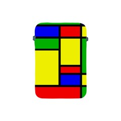 Mondrian Apple Ipad Mini Protective Sleeve by Siebenhuehner