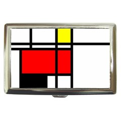 Mondrian Cigarette Money Case by Siebenhuehner