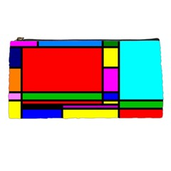 Mondrian Pencil Case by Siebenhuehner