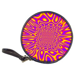 Psycedelic Warp Cd Wallet