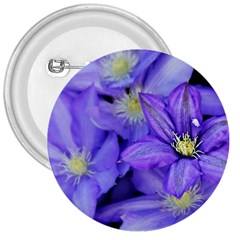 Purple Wildflowers For Fms 3  Button by FunWithFibro
