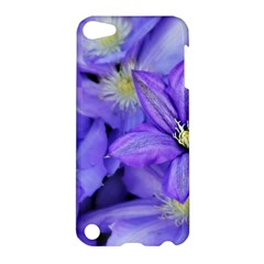 Purple Wildflowers For Fms Apple Ipod Touch 5 Hardshell Case by FunWithFibro