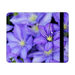 Purple Wildflowers For Fms Samsung Galaxy Tab Pro 8 4  Flip Case by FunWithFibro