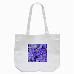 Purple Wildflowers For Fms Tote Bag (white)