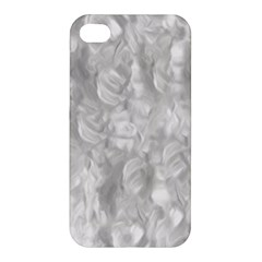 Abstract In Silver Apple Iphone 4/4s Premium Hardshell Case by StuffOrSomething