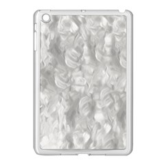 Abstract In Silver Apple Ipad Mini Case (white) by StuffOrSomething