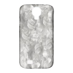 Abstract In Silver Samsung Galaxy S4 Classic Hardshell Case (pc+silicone) by StuffOrSomething