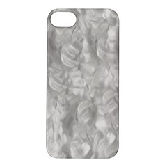 Abstract In Silver Apple Iphone 5s Hardshell Case by StuffOrSomething