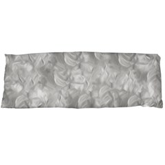 Abstract In Silver Body Pillow (dakimakura) Case (two Sides) by StuffOrSomething