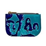 Led Zeppelin Digital Painting Coin Change Purse Front