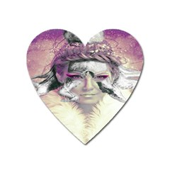 Tentacles Of Pain Magnet (heart) by FunWithFibro