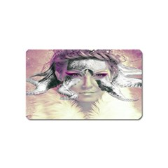 Tentacles Of Pain Magnet (name Card) by FunWithFibro
