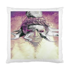 Tentacles Of Pain Cushion Case (single Sided)  by FunWithFibro