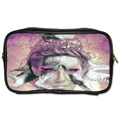 Tentacles Of Pain Travel Toiletry Bag (two Sides) by FunWithFibro