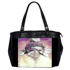 Tentacles Of Pain Oversize Office Handbag (two Sides) by FunWithFibro