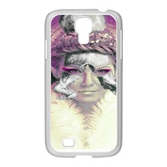 Tentacles Of Pain Samsung Galaxy S4 I9500/ I9505 Case (white) by FunWithFibro