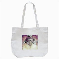 Tentacles Of Pain Tote Bag (white) by FunWithFibro