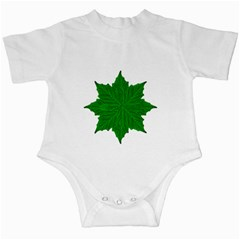 Decorative Ornament Isolated Plants Infant Bodysuit by dflcprints