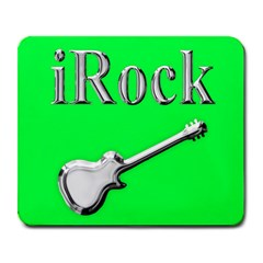 Irock Large Mouse Pad (rectangle) by SaraThePixelPixie