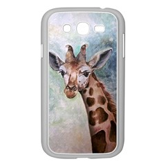 Giraffe Samsung Galaxy Grand Duos I9082 Case (white)