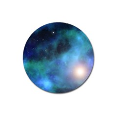 Amazing Universe Magnet 3  (round) by StuffOrSomething