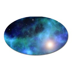 Amazing Universe Magnet (oval) by StuffOrSomething