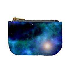 Amazing Universe Coin Change Purse by StuffOrSomething