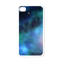 Amazing Universe Apple Iphone 4 Case (white) by StuffOrSomething