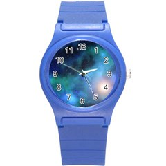 Amazing Universe Plastic Sport Watch (small) by StuffOrSomething