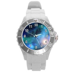 Amazing Universe Plastic Sport Watch (large) by StuffOrSomething