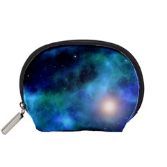 Amazing Universe Accessory Pouch (small) by StuffOrSomething