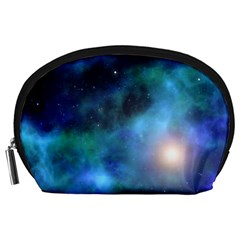Amazing Universe Accessory Pouch (large) by StuffOrSomething