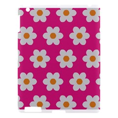 Daisies Apple Ipad 3/4 Hardshell Case by SkylineDesigns