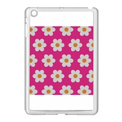 Daisies Apple Ipad Mini Case (white) by SkylineDesigns