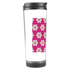Daisies Travel Tumbler by SkylineDesigns